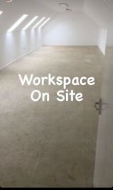 Work shop / office space to let