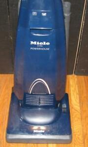 MIELE S176i UPRIGHT POWERHOUSE VACUUM CLEANER LIGHTLY USED REFURB CLEANED & TESTED + NEW BELT & BAG  GreenVacs ONTARIO