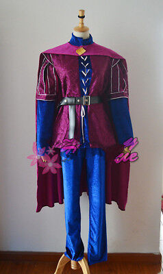 Sleeping Beauty aurora Prince Phillip Cosplay Costume men halloween adult HH.692](Prince Phillip Halloween Costume)