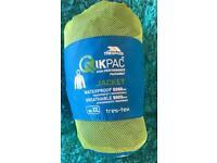 Packaway Waterproof Rain Jacket XXL Trespass NEW