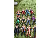 Wrestling Figure Bundle