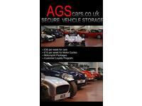 AGScars Car Storage