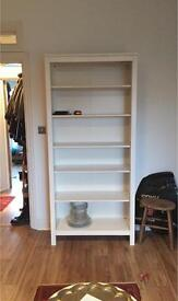 White Bookshelf for sale