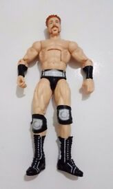 WWE Sheamus Elite 2011 Action Figure Collectable FAST 'N' FREE SHIPPING