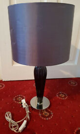 Large Table Lamp (used)