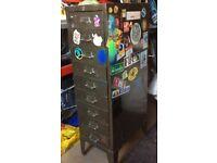 Filing cabinet 1950s mini retro chic