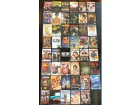 59 great DVD titles. Joblot. All in great condition.