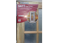 SA77 15 Panel Glass Internal Doors - offers welcome -