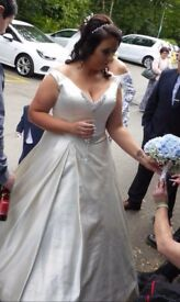 Size 18 wedding dress
