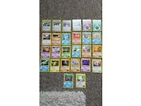 Pokemon cards 26 1st editions!!