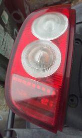 Genuine Nissan Micra K12 Rear Light Break light Unit 2003-2010 Passenger Side NS
