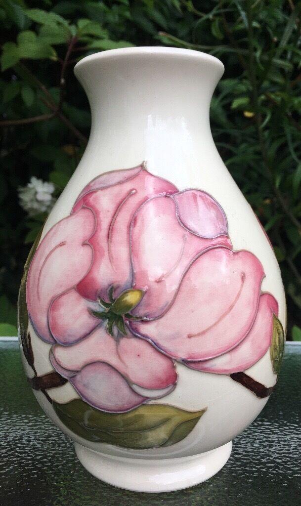 Moorcroft Magnolia Vase In Craiglockhart Edinburgh Gumtree