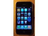 iPhone 1st Generation (2G) 8GB original model unlocked jail broken