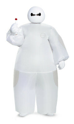 Boys Child Big Hero 6 Inflatable BAYMAX Movie - Baymax Halloween Kostüme