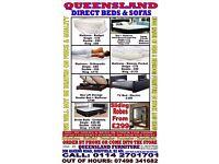 QUEENSLAND FURNITURE - BRAND NEW SINGLE DOUBLE KINGSIZE BEDS AND MATTRESSES AT TRADE PRICES