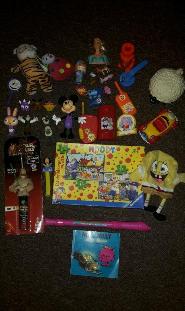 Bundle of kids toys take a L@@k £ 2 for all | in Top ...