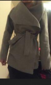 Woman coatch