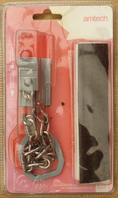 Am-Tech Security Door Chain T1985