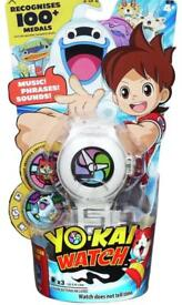 Brand new Yo-Kai kids watch in white