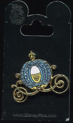 DLR Cinderella's Coach Jeweled Disney Pin 53337