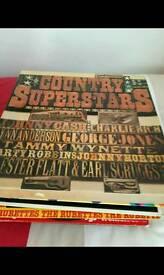 Country superstars 6 set