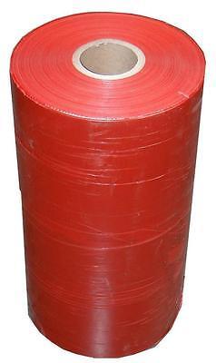 Machine Pallet Wrap Stretch Red Tinted Film 20 X 5000 Feet 80 Gauge 40 Rolls