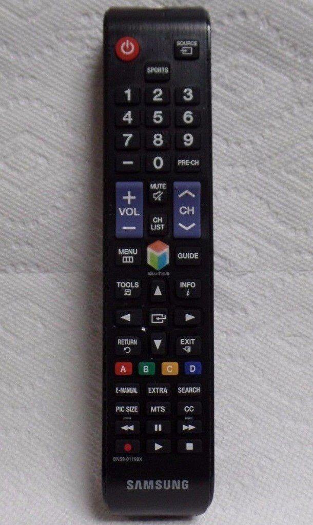 Genuine Samsung Smart Tv Remote Control New In Bournemouth Dorset