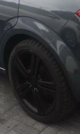 Seat leon fr Wheels with Tyers