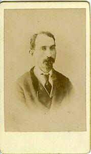 """ESPANA SPAIN BARCELONA CANTO 2 CDV portrait homme photo circa 1880 - France - État : Occasion : Objet ayant été utilisé. Consulter la description du vendeur pour avoir plus de détails sur les éventuelles imperfections. Commentaires du vendeur : """"Voir plus bas"""" - France"""