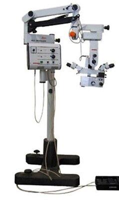 Wild Heerbrugg Leica M690 Dual Head Eye Surgical Microscope Miami