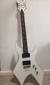 Bc rich guitar amp and cable included sold cheap to sell fast