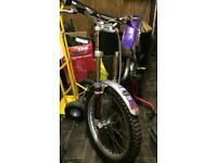 Beta techno trials bike 250cc