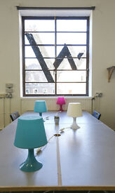 Desk Space now available in West Work Space @ HTH Arts Centre