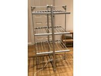 Dry:Soon 3-Tier Heated Airer And Cover