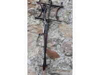 Antique garden line marker and pin