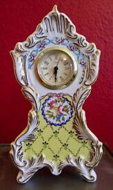 Clock - China decorative clock in perfect condition and a bargain price