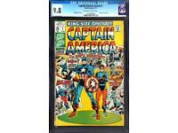 The Highest CGC Graded Captain America Annual #1 (1971)