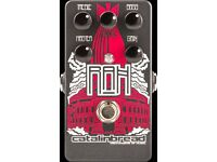 Catalinbread RAH Overdrive Free UK Shipping, boutique guitar pedal