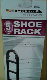 Shoe Rack New Boxed