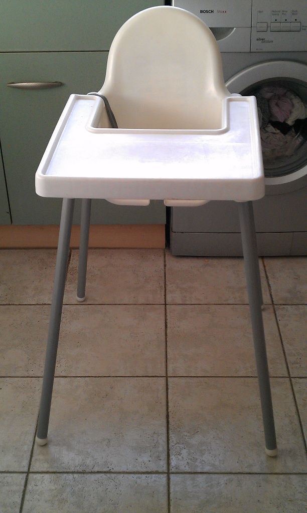 Ikea high chair in wembley park london gumtree for High baby chair ikea