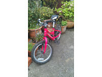 Girl's Trek bike: Good quality and condition