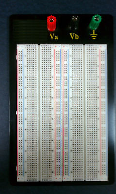 Solderless Breadboard Protoboard 4 Buses Tie-point 1660