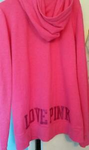 Victoria's Secret PINK hoodie with sequin pouch Kitchener / Waterloo Kitchener Area image 4