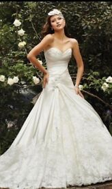 New Sophia Tolli wedding dress
