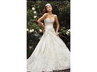 New Sophia Tolli wedding dress