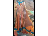 Asian party wear dress