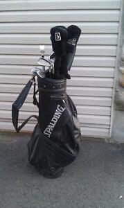 FAIRWAY GRAPHITE GOLF CLUBS- MENS