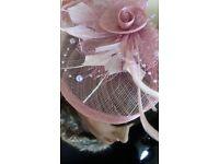 Ladies brand new Pink fascinator