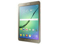 Samsung - Galaxy Tab S2 Tablet, 32gb gold- WIFI + 4G - SM-T815 GOLD - MINT CONDITION