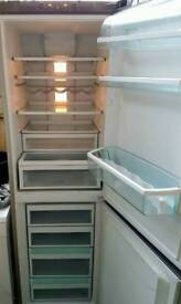 """""""CHEAP AS CHIPS OPTIONS""""Hotpoint Fridge Freezer CLEAN USED CONDITION £59.99 Offers Invited"""